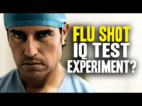 Is the FLU SHOT an IQ test to eliminate stupid people?
