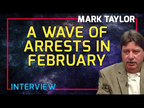 Mark Taylor Interview January 15 2018 - A Wave Of Arrests in February (Over Phone Interview)
