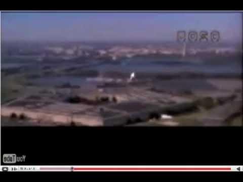 Video of Pentagon getting hit on 911!