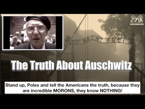 The Truth About Auschwitz by M. Ścisłowski #119431 - a VERY IMPORTANT message to the World!