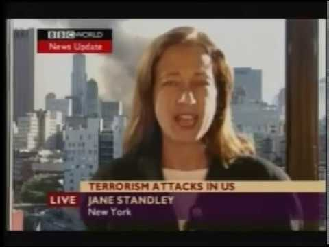 News Reports WTC7 Fell Before It Happens!