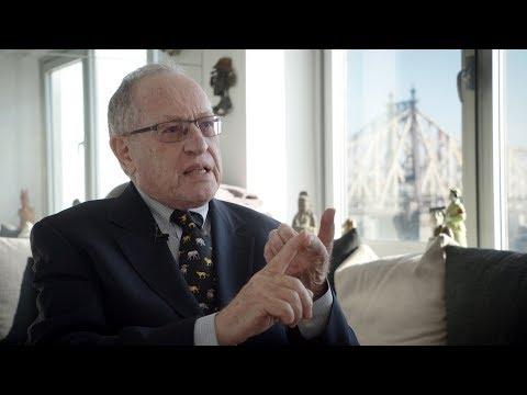Alan Dershowitz and Dennis Prager in No Safe Spaces