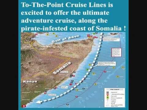 Luxury Cruise to Somalia