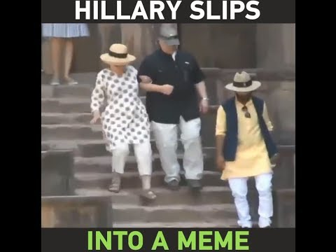 Hillary Clinton [Shooting Stars remix] (We couldn't help ourselves!)