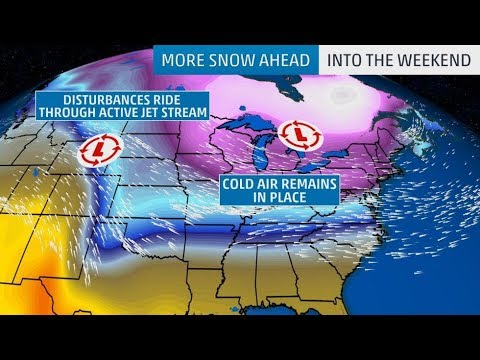 GSM Update 4/3/18 - Midwest & Northeast Shivering - Record Cold - Hail and Flooding - Aquaponics