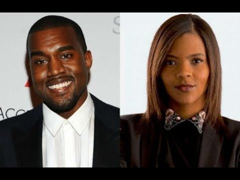 Watch Candace Owens Epic REACTION  To Kanye West Praising Her On Twitter