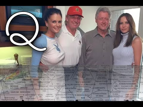 The Q Anon spectacle revisited - Final thoughts!