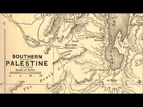 Palestine Before Israel - Maps