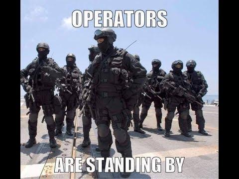 False Flag Operators Are On Standby