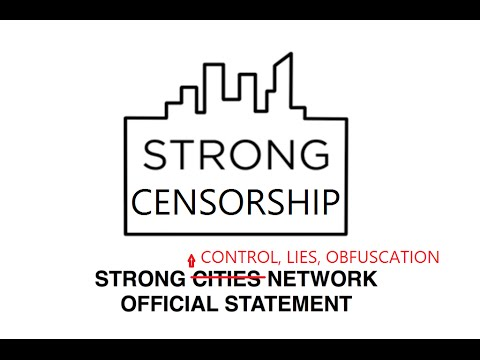Strong Cities Network - Spin'gularity pt1