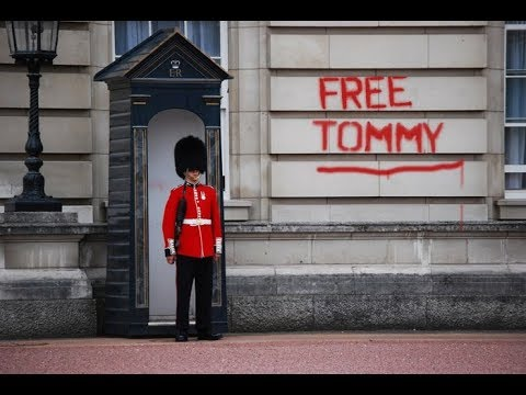 Tommy Robinson protests are spreading around the world @JennyHatch #IAmTommy