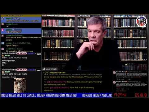 JOHN B WELLS - ULTIMATE INTERVIEW COMPLETE (Caravan To Midnight) - THE GREAT AWAKENING WWG1WGA