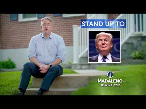 Madaleno for Governor - Take That - Goes Full Tilt Resist