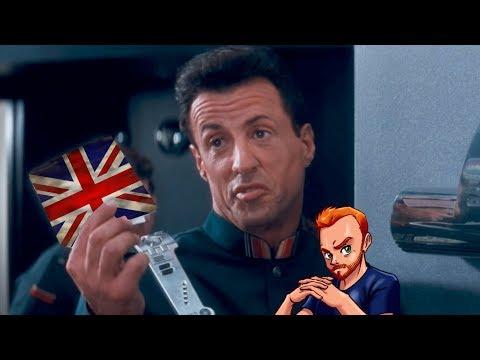 Britain Goes Full Demolition Man