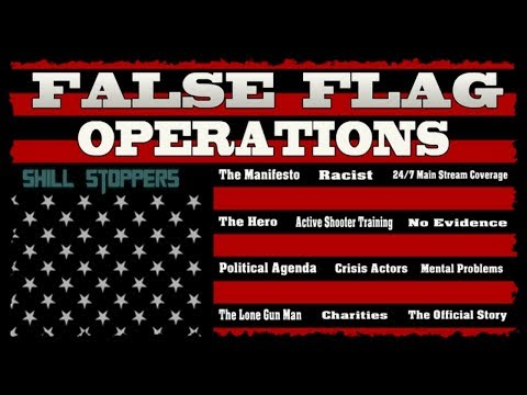 False Flag Operations...