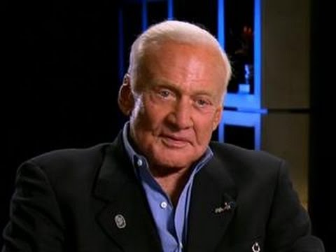 EXCLUSIVE: Buzz Aldrin Confirms UFO Sighting in Syfy's 'Aliens on the Moon'