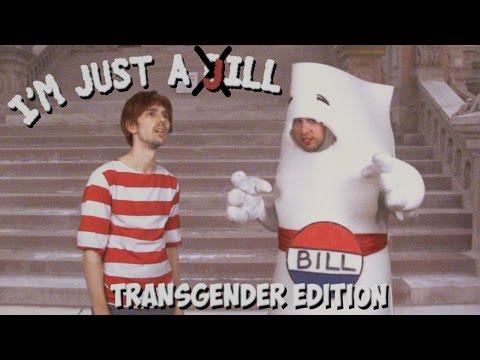 I'm Just a Bill (Transgender Schoolhouse Rock Parody!)