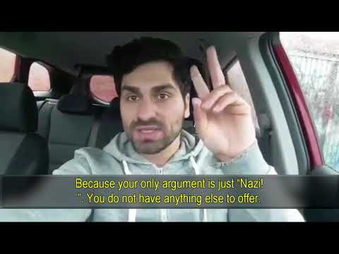 German ex Muslim has warning for European leftist politicians on Islam