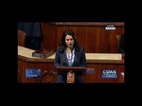 Rep. Tulsi Gabbard Condemns Trump Administration's Protection of Al-Qaeda in Syria