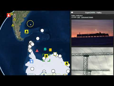 Here Is Proof Of Ionospheric Heaters, HAARP's Grandfather Base In Antarctica, Weather Modification