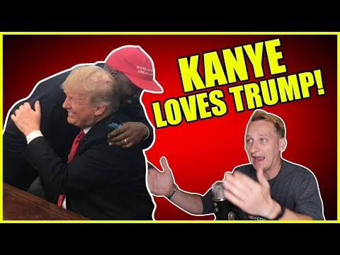 The Real Truth Behind Kanye West and Donald Trump