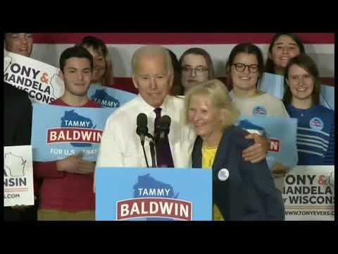"""Joe Biden Jokes About Girls In Kindergarten: """"Too Young To Resist"""""""