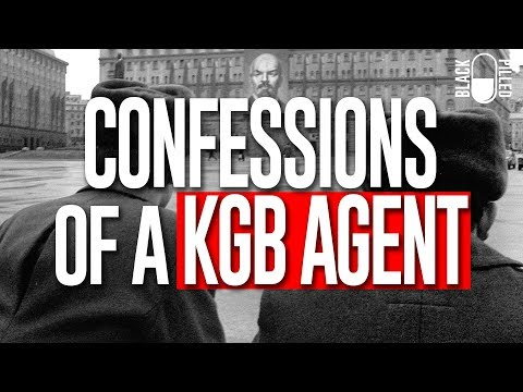 SEE TODAY & FUTURE: Confessions of a KGB Agent