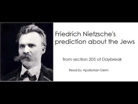 Nietzsche's Prediction About the Jews