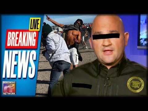 BREAKING: Border Agent BREAKS SILENCE, Reveals EXACTLY What's Happening, Then Name Drops TRUMP