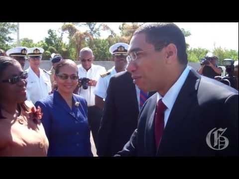 Jamaican PM endorses country's maritime aspirations