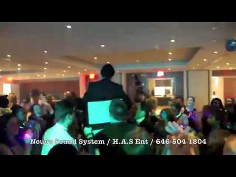 Nouvo Sound System & Lighting {Bar Mitzvah} (DJs for Hire: Music for All Occasions)