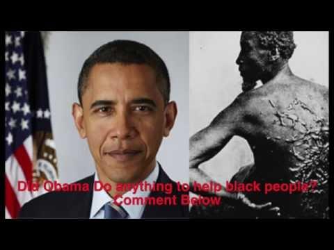 Barack Obama has done NOTHING for BLACKS
