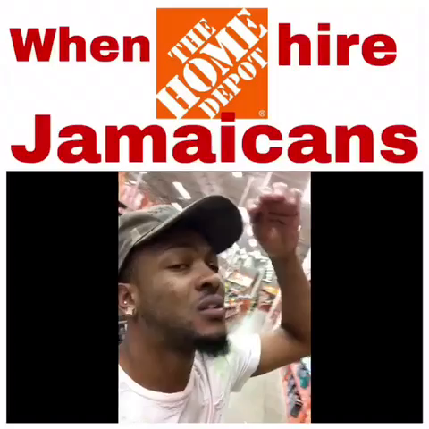 When Home Depot hires Jamaicans