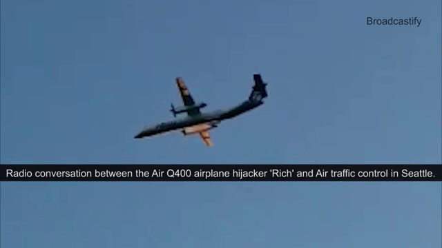 'Suicidal' mechanic hijacks plane and crashes into nearby island