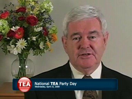 National TEA Party Day