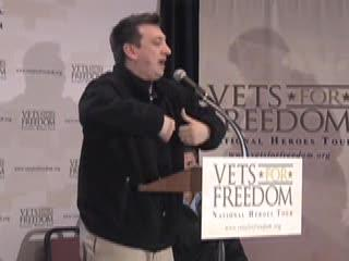 NHT- Dave Bellavia speaks to Vietnam vets