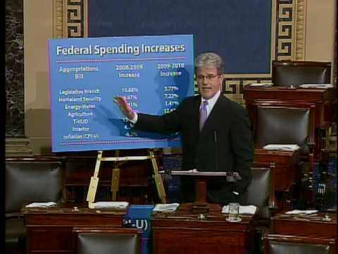 Coburn Challenges Senate Pay Raises: Congress Should Lead by Example