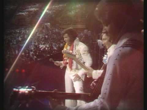 Elvis Presley Put Your Hand In The Hand Fantastic Video