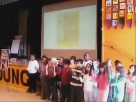 SCHOOL KIDS TAUGHT TO PRAISE OBAMA