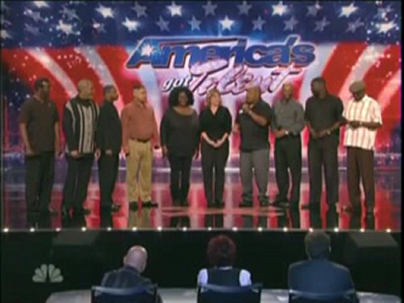 New Directions Choir these are formerly homeless Veterans