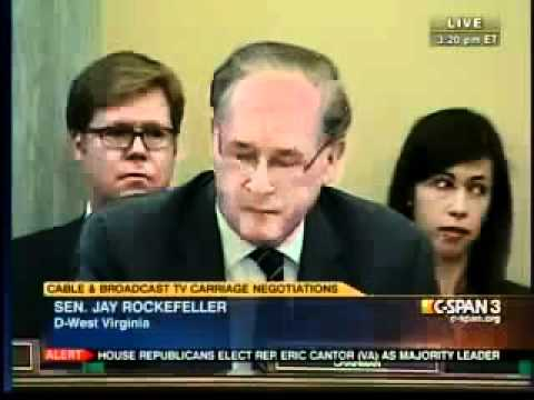 Sen. Rockefeller: FCC Should Take FOX News, MSNBC Off Airwaves