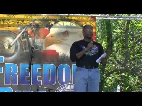 Leavenworth 10:  (1/2) Allen West speaks out for L10 soldiers