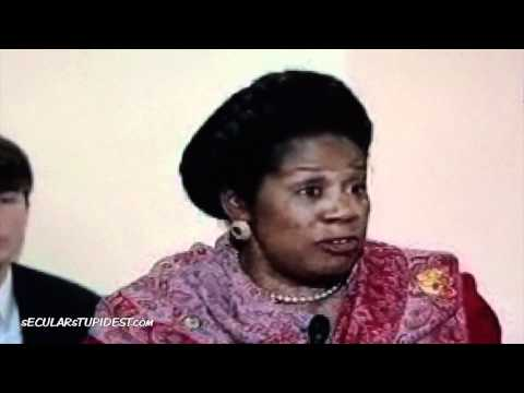 Democrat Sheila Jackson Lee Goes Off The Rails!