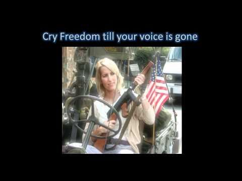 Cry Freedom Now