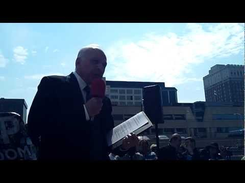 Richard Thompson, Constitutional Attorney - Religious Freedom Rally
