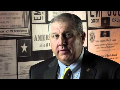 Sovereign Citizens and Law Enforcement