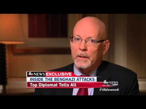 Benghazi Whistleblower: I've Been 'Punished' for Speaking Out