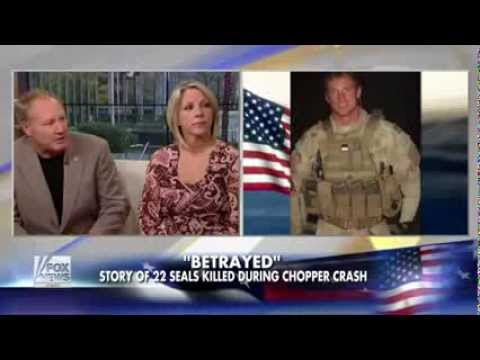 SEAL's Parents: Obama's Rules Of Engagement Killing Our Troops