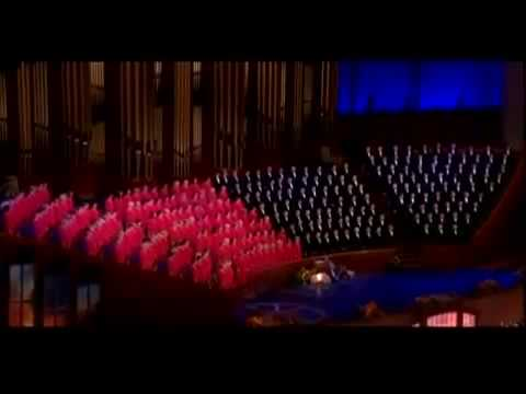 "(HQ) Best Version of ""Battle Hymn of the Republic"" EVER!  Mormon Tabernacle Choir + Lyrics"