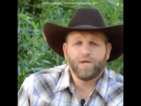 AMMON BUNDY -  WHERE IS THIER AUTHORITY ? (Federal Government)